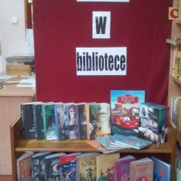 Nowości w bibliotece