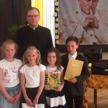 Diecezjalny Festiwal Piosenki Papieskiej