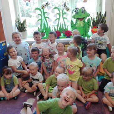 Dzień Dziecka w oddziale przedszkolnym