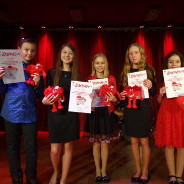 Sukcesy wokalne naszych uczniów