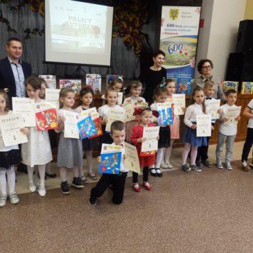 """Konkurs Recytatorski pt. """"Polscy Autorzy Dzieciom"""""""