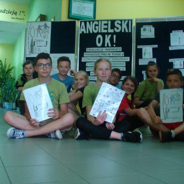 Zakończenie innowacji pedagogicznej Angielski OK!